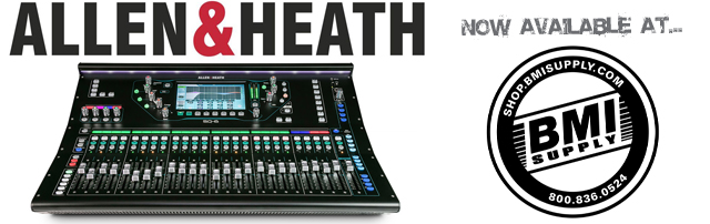 Allen and Heath at BMI