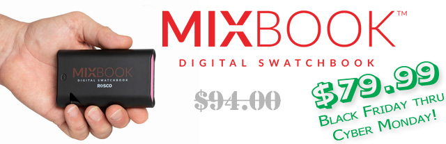 Rosco Mixbook Black Friday