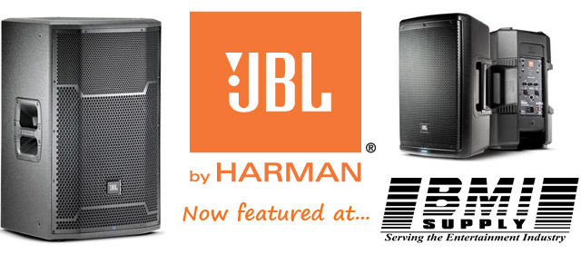 JBL at BMI Supply