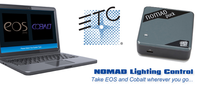 ETC Nomad Control Software