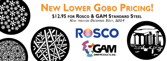 Lower Steel Gobo Pricing at BMI Supply