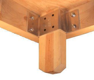 Leg a Matic Platform Corner Bracket