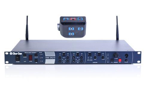 2af2c82dbcc Item #: 53-70CZ11515. HME DX210 4-user Package (no headsets)