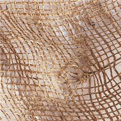 "NFR Natural Jute Gauze 40"" - Cut Yardage"