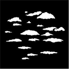 Apollo Pattern 1108 - Clouds Few