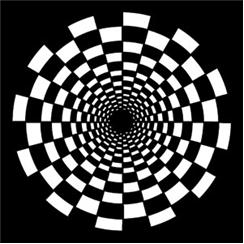 Apollo Pattern 1317 - Spinning Checkers